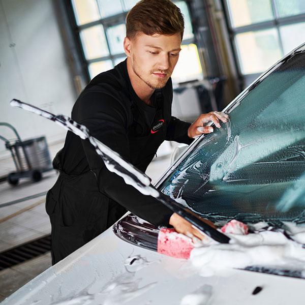 evolve vehicle preparation